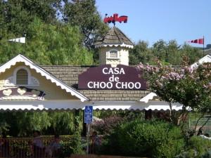 Who doesn't love a Choo Choo?